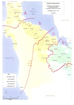 Mapping-Cong in Region-Area Division
