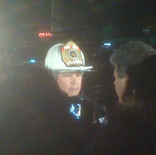 San Bruno Fire Chief
